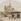 La flèche de Notre-Dame en construction, vers 1860. Projet d'Eugène-Emmanuel Viollet-le-Duc (1814-1879). Paris, musée Carnavalet. © Musée Carnavalet / Roger-Viollet