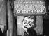 """Plaque commémorant les débuts d'Edith Piaf (1915-1963), chanteuse française, au """"Club Pierre Charron"""" alors connu sous le nom de """"Gerny's"""". Paris, 20 juin 1969. © TopFoto / Roger-Viollet"""