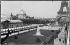 Exposition Universelle de 1889, Paris. Le Champ-de-Mars. Vue vers la Tour Eiffel. © Neurdein/Roger-Viollet