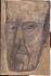 Maria-Elena Vieira da Silva (1908-1992). Portrait of René Char. Oil on canvas, 1968. Paris, musée d'Art moderne. © Musée d'Art Moderne/Roger-Viollet