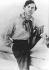 Amedeo Modigliani (1884-1920), peintre et sculpteur italien. 1910. © Ullstein Bild / Roger-Viollet