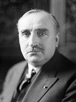 Paul Claudel (1868-1955), French writer and diplomat. France, about 1930.  © Henri Martinie / Roger-Viollet