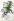 """Ossip Zadkine (1890-1967). """"L'oiseau qui n'existe pas"""". Paris, musée Zadkine. © Musée Zadkine/Roger-Viollet"""