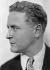 Francis Scott Fitzgerald (1896-1940), romancier américain.   © Henri Martinie / Roger-Viollet