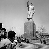 Statue de Mao Ze Dong. Luoyang (Henan), 1975. © Roger-Viollet