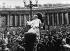 Pie XII (1876-1958), pape italien. Vatican, 1958. © Ullstein Bild/Roger-Viollet