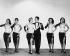 Cuba. Danseurs.     GLA-BFC-PRINT-04 © Gilberto Ante/BFC/Gilberto Ante/Roger-Viollet