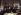 """""""Le Coin de table"""", by Henri Fantin-Latour (1836-1904). Seated, from left to right : Paul Verlaine, Arthur Rimbaud, Léon Valade, E. d'Hervilly, Camille Pelletan. Standing from left to right : E. Bonnière, E. Blémont, Jean Aicard. Paris, musée d'Orsay.    © Roger-Viollet"""