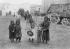 Gipsy children. Saintes-Maries-de-la-Mer (France), 1908. © Maurice-Louis Branger/Roger-Viollet