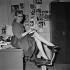"""En effeuillant la marguerite"", film de Marc Allégret. Anne Colette. France, 24 février 1956. © Alain Adler / Roger-Viollet"