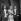 """""""Les 30 millions de Gladiator"""". Robert Manuel, Marie Sabouret et Robert Hirsch. Paris, Comédie-Française, novembre 1956.  © Studio Lipnitzki/Roger-Viollet"""