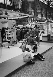 Children reading during a book fair at the Grand Palais. Paris (VIIIth arrondissement), April 1983. Photograph by Janine Niepce (1921-2007). © Janine Niepce/Roger-Viollet