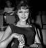 Anna Karina (1940-2019), Danish-born French actress. © Noa / Roger-Viollet