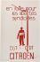"""""""En lutte pour les libertés syndicales - CGT, CFDT, Citroën"""". Affiche, mai 1968. Paris, musée Carnavalet.  © Musée Carnavalet/Roger-Viollet"""