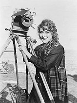 Mary Pickford (1893-1979), actrice canadienne, 1916. © Ullstein Bild / Roger-Viollet