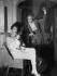 """""""Amphitryon 38"""" de Jean Giraudoux. Michel Simon et Louis Jouvet. Paris, Comédie des Champs-Eysées, 1929. © Boris Lipnitzki/Roger-Viollet"""