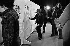 Claire Brétécher (1940-2020), scénariste et dessinatrice française et Greg, dessinateur. Paris, 1974. © Studio Lipnitzki / Roger-Viollet