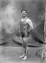 Meister, nageur. © Maurice-Louis Branger/Roger-Viollet