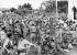 Révolution cubaine (1958-1959). Armée révolutionnaire de Fidel Castro aux environs de La Havane peu avant la prise de la ville. 2 janvier 1958. © Ullstein Bild/Roger-Viollet