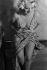 "Kiki de Montparnasse (1901-1953), French model, ""Girl of Music-hall"". Paris, around 1937-1939. © Gaston Paris / Roger-Viollet"