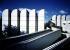 Berlin (Allemagne). Les Archives du Bauhaus, bâtiment dessiné par Walter Gropius, 1996. © Ullstein Bild / Roger-Viollet