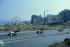 Lebanese civil war. The blue helmets of the United Nations Interim Force in Lebanon. Beirut, 1982. © Françoise Demulder / Roger-Viollet