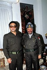 Bassam Abu Sharif and Yasser Arafat. Tunis (Tunisia), February 1990. © Françoise Demulder / Roger-Viollet