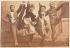 La Goulue, Grille d'égout, Valentin le désossé et un inconnu. Photographie anonyme. Paris, musée Carnavalet. © Musée Carnavalet/Roger-Viollet
