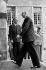 General De Gaulle, president of the French Republic. Castle of Rambouillet$$$(Yvelines), September 4, 1959. © Bernard Lipnitzki / Roger-Viollet