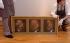 """Vente aux enchères chez Christie's. """"Autoportrait"""" de Francis Bacon, 1980. Londres, 16 juin 2006. Photo : Ben Graville. © TopFoto / Roger-Viollet"""