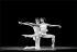 """""""Paradis Perdu"""". Chorégraphie : Roland Petit. Musique : Marius Constant. Rudolf Noureev et Margot Fonteyn. Paris, Opéra Garnier, janvier 1967. © Colette Masson / Roger-Viollet"""