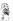 """Henri de Toulouse-Lautrec (1864-1901). """"Tristan Bernard (1866-1947), écrivain français"""". Dessin. © Albert Harlingue / Roger-Viollet"""