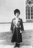 Le Tsarevitch Alexis Nikolaievitch Romanov (1904-1918), fils de Nicolas II de Russie (1868-1918). © Maurice-Louis Branger / Roger-Viollet