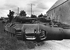 "World War II. Front of Normandy. German tanks ""Panther"" preparing to counter-attack, June 1944. © Albert Harlingue / Roger-Viollet"