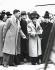 Signature de la paix en Indochine. Pham Van Dong (1906-2000), homme politique vietnamien et Andrei Gromyko (1909-1989), homme d'Etat soviétique. Genève (Suisse), 1954. © Iberfoto / Roger-Viollet