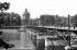 The pont des Arts and the Institut de France. Paris (VIth arrondissement), around 1900. © Neurdein / Roger-Viollet