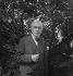 Florent Schmitt (1870-1958), compositeur français. Paris, juillet 1937. © Boris Lipnitzki / Roger-Viollet