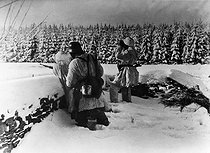 January 1, 1945: (75 years ago) War 1939-1945. The battle of the Ardennes. © Ullstein Bild / Roger-Viollet