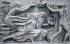 """Antoine Bourdelle (1861-1929). """"Les Muses accourent vers Apollon"""", partie gauche de la frise du théâtre des Champs-Elysées. Bronze, 1912. Paris, musée Bourdelle.    © Musée Bourdelle/Roger-Viollet"""