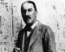 Howard Carter (1873-1939), égyptologue britannique. © TopFoto/Roger-Viollet