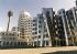Centre multimédia de Düsseldorf (Architecte : Frank O. Gehry). Octobre 2000. © Ullstein Bild / Roger-Viollet