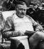 Ernest Hemingway (1899-1961), écrivain américain, vers 1952. © Ullstein Bild/Roger-Viollet