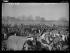 "Spanish Civil War (1936-1939). ""La Retirada"". Spanish Republican militiamen at Le Boulou camp (France), February 1939. Photograph from the Excelsior newspaper. © Excelsior - L'Equipe / Roger-Viollet"