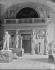 Porte de la Galerie des Cariatides. Paris, musée du Louvre. © Léopold Mercier / Roger-Viollet