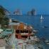 Les Faraglioni di Capri (Italie), 1967. © Alinari/Roger-Viollet