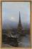 Alexey Bogolyubov (1824-1896). The Eiffel Tower at night. Oil on canvas, 1889. Paris, musée Carnavalet. © Musée Carnavalet/Roger-Viollet