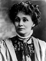 June 14, 1928 (90 years ago) : Death of Emmeline Pankhurst (1858-1928), English political activist
