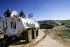 Lebanese civil war. The blue helmets of the United Nations Interim Force in Lebanon, 1982. © Françoise Demulder / Roger-Viollet