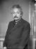 Albert Einstein (1879-1955), physicien allemand naturalisé suisse puis américain. © Albert Harlingue / Roger-Viollet