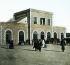 La gare de Jérusalem (Palestine, Israël), début du XXème siècle. D'après un autochrome stéréo. © Roger-Viollet